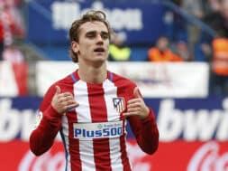 Football Soccer – Atletico Madrid v Valencia – Spanish La Liga Santander