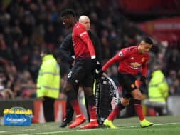 Manchester United v Crystal Palace – Premier League
