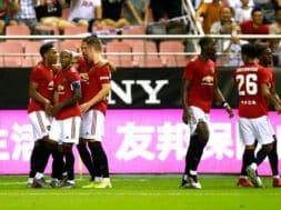 Tottenham Hotspur v Manchester United – 2019 International Champions Cup