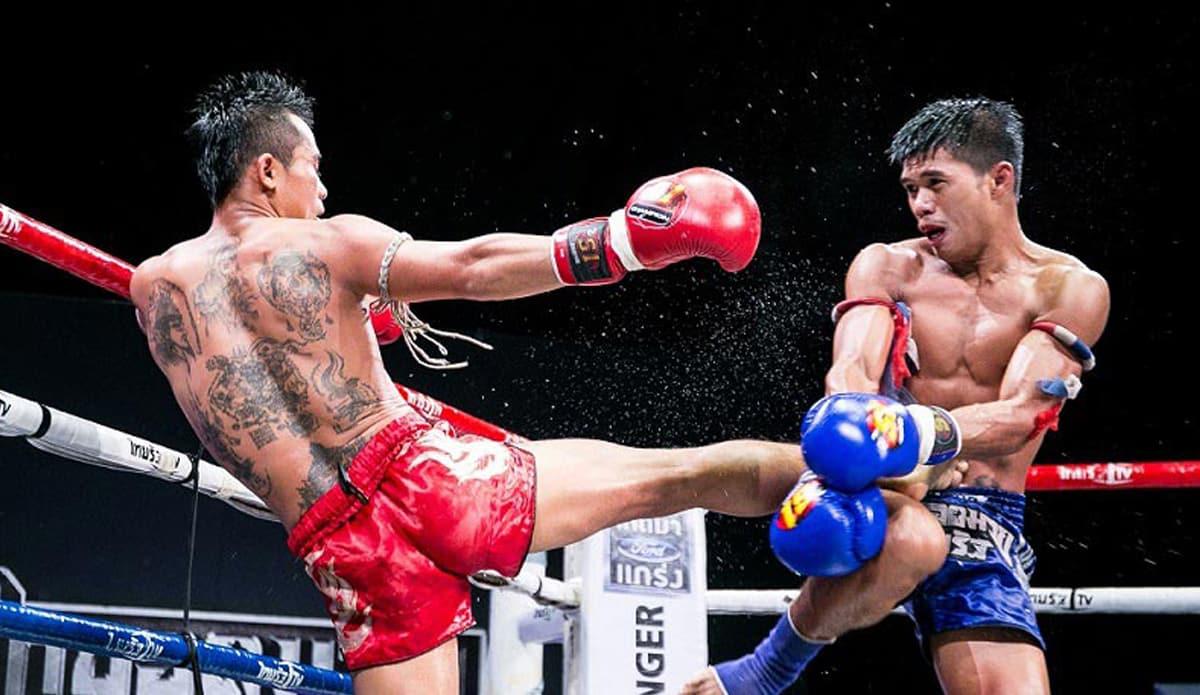 มวยไทยสากล กฎกติกา การแข่งขัน