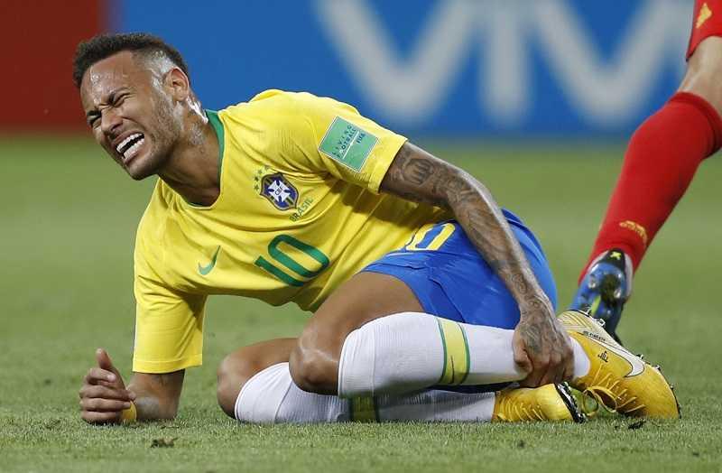 neymar drop