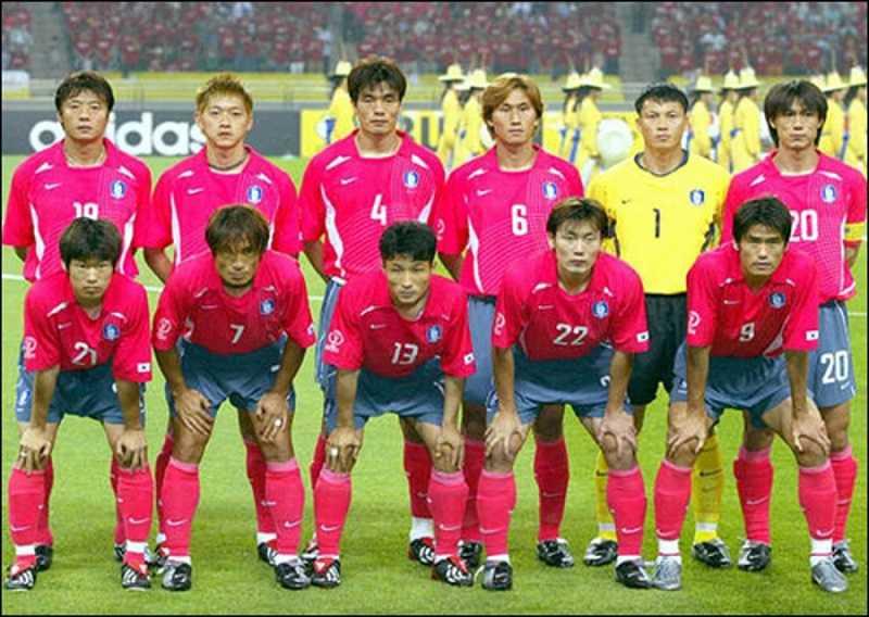 เกาหลีใต้ชุดบอลโลก ข่าวฟุตบอล