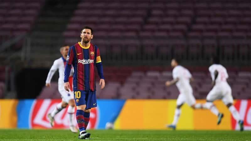 ราคาคุย rakakui Barcelona v Paris Saint-Germain