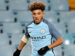 jadon sancho man city
