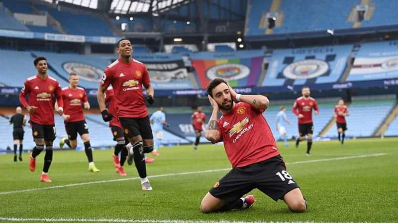 man united bruno ข่าวฟุตบอล