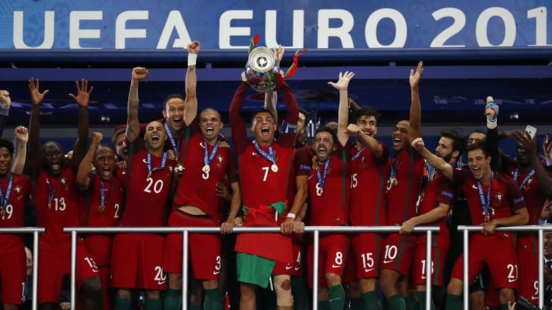 portugal euro2016 rakakui ข่าวฟุตบอล