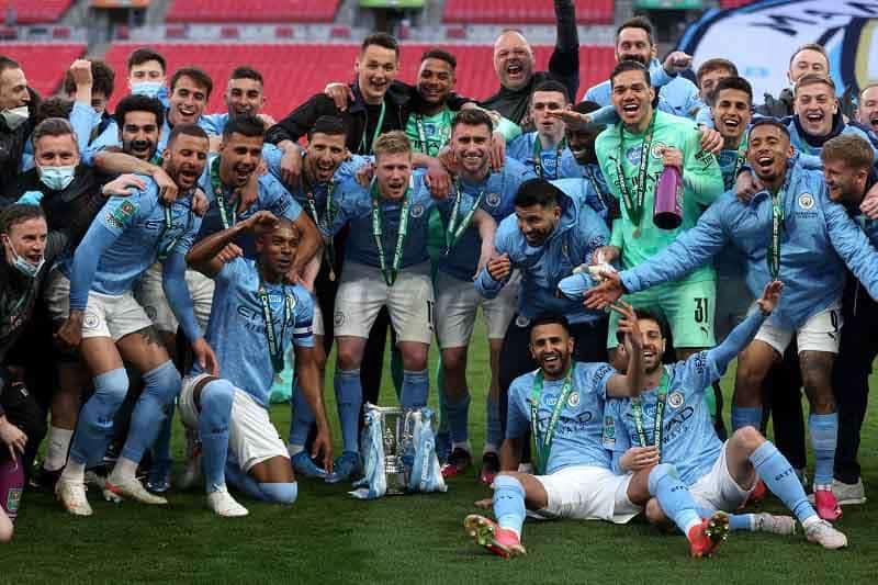 man city won carabao cup คาราบาวคัพ แมนซิตี้ ราคาคุย