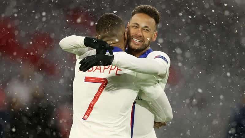 neymar mbappe ข่าวฟุตบอล ราคาคุย