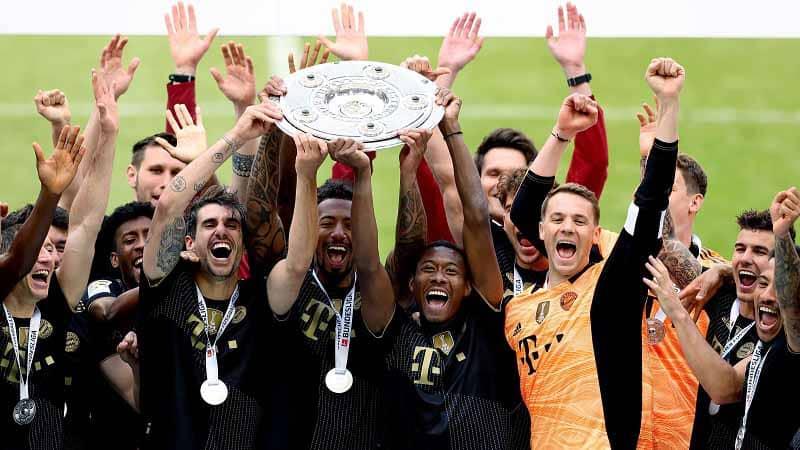 Bayern Muenchen ข่าวบอล
