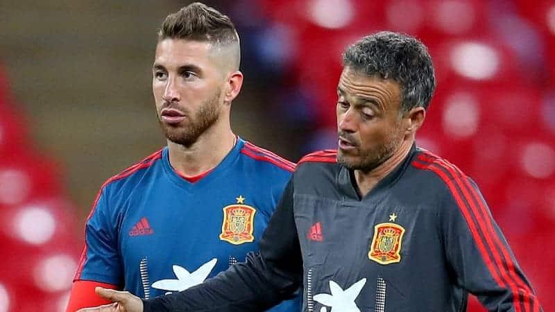 spain ทีมชาติสเปน ราคาคุย ข่าวบอล