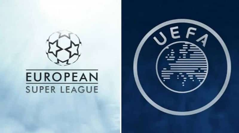 uefa vs super league ข่าวฟุตบอล ราคาคุย
